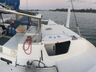 Malcolm Tennant Turissimo 10 Wing Deck Professionally built by Wellesley Marine