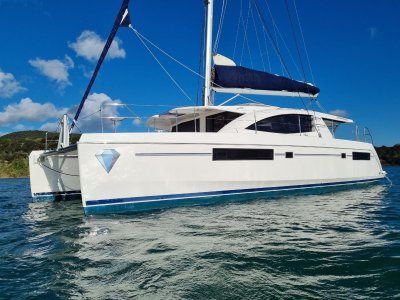Leopard Catamarans 48 - 4 cabin