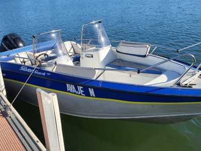 Silver Boats Shark DC