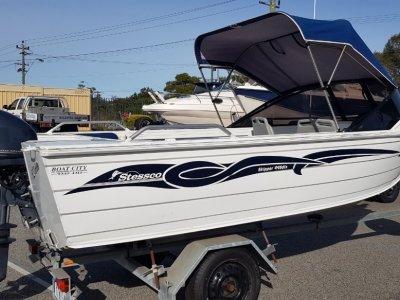Stessco Skipper 445 Dlx