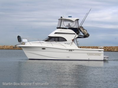 Markham 9800 Powercat With Twin Volvo D6 Diesels