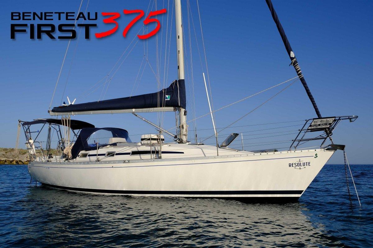 Beneteau First 375 ~ Excellent Inventory ~ Extensive Recent Upgrades