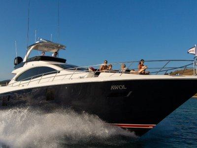 Lazzara Yachts Sport Yacht LSX78