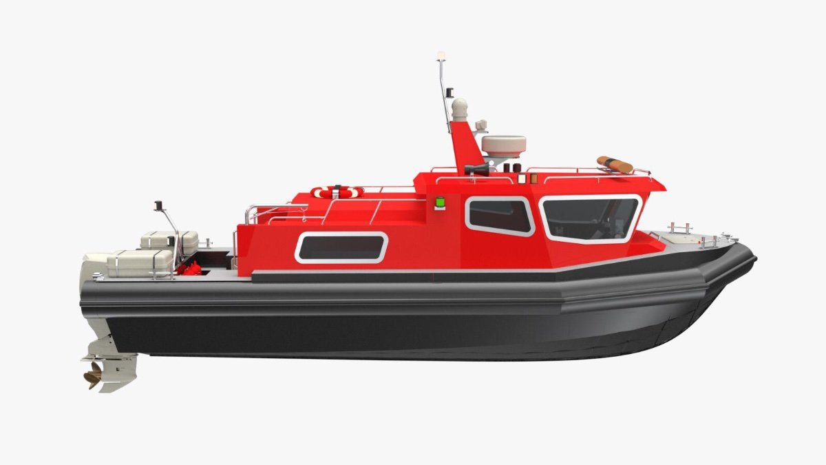 9m Water Taxi / Passenger Boat