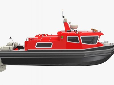 9m Water Taxi /