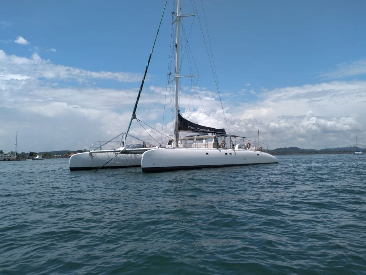 22.8m Sailing Day Charter Cat