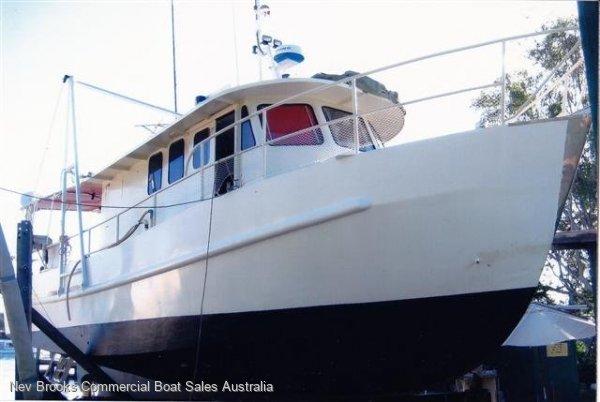 Fleming Motor Cruiser