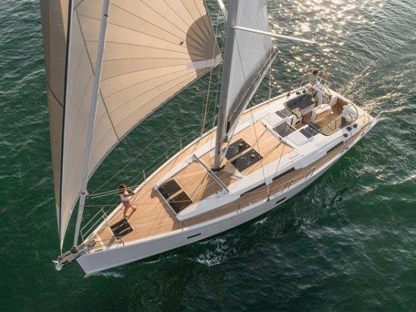 Hanse 458 Special Discounted 10+% (Euro 34,775)