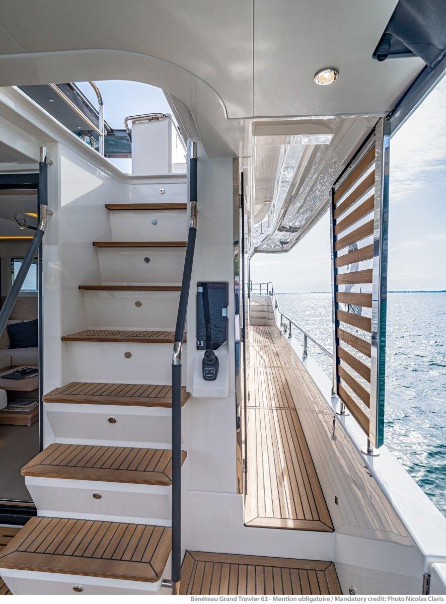 New Beneteau Grand Trawler 62