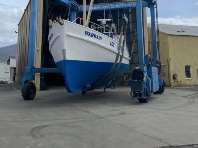 Cayzer 47 foot Commercial Crayboat