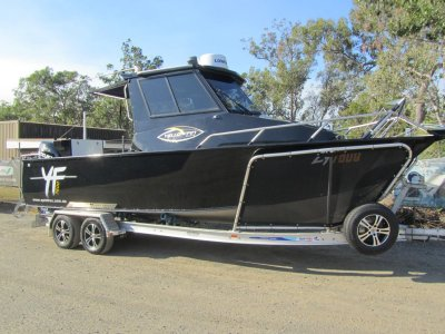 Yellowfin Plate 7600 Southerner Hard Top Plate Boat