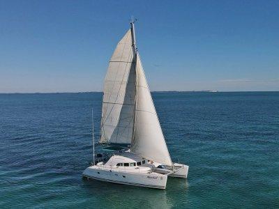 Headsail & Mainsail - Lagoon 380