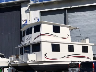 Sunstar Twin deck Catamaran Houseboat