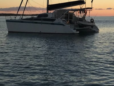 Brady 38 Sailing Catamaran