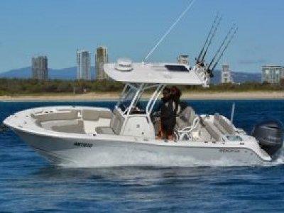 Sea Fox 248 Commander Offshore centre console boat