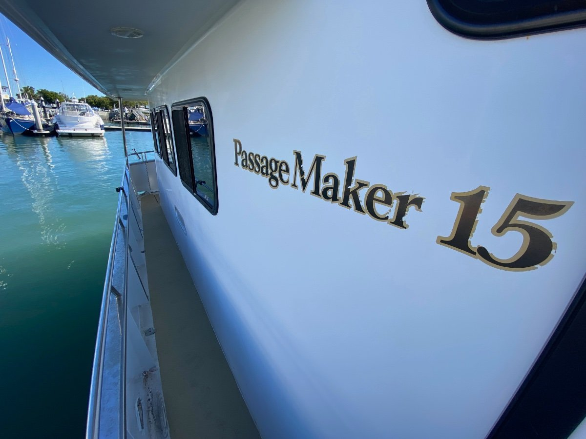Passagemaker 15