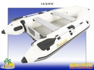 Island Inflatables Island Airdeck 290