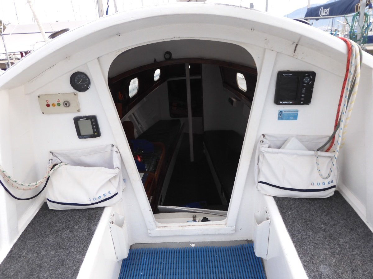 Van De Stadt 32ft Seahorse (Extended) EXCEPTIONAL VALUE, PRICED TO SELL!