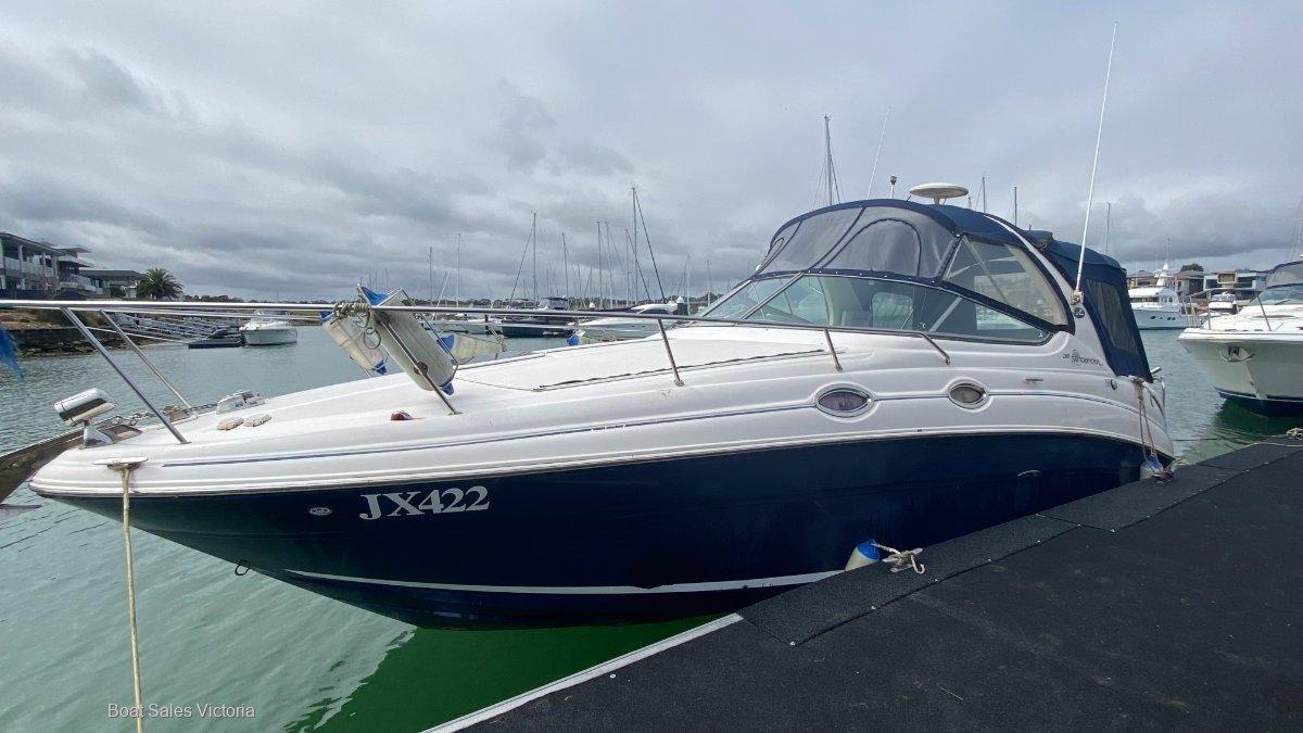 Sea Ray 315 Sundancer 2005 TWIN V6