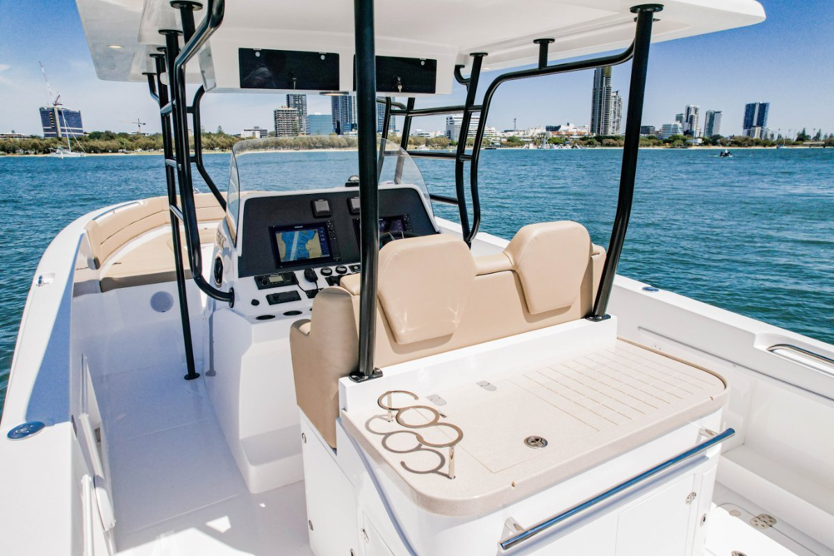 Gulf Craft Silvercraft 36CC