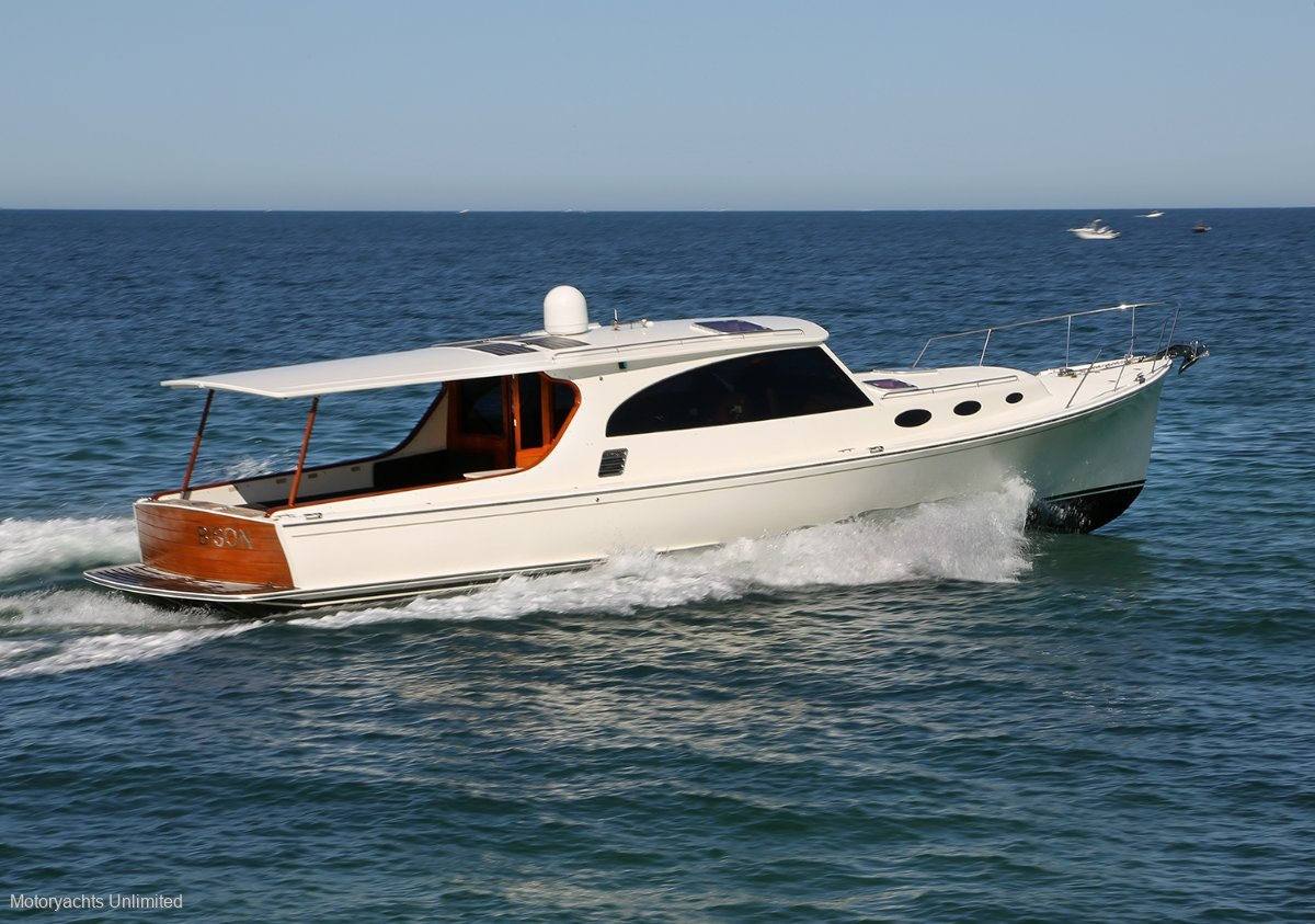 Griffin 44 ** The epitome of craftsmanship **