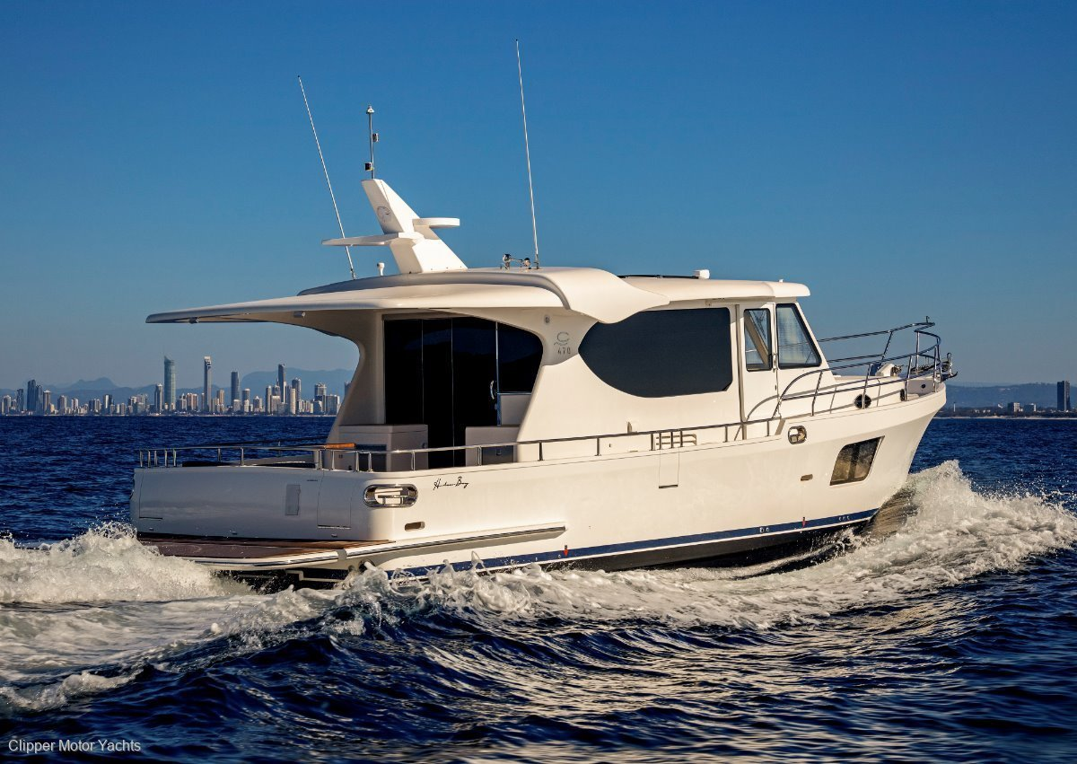 Clipper Hudson Bay 470 NEW BUILD available 2022