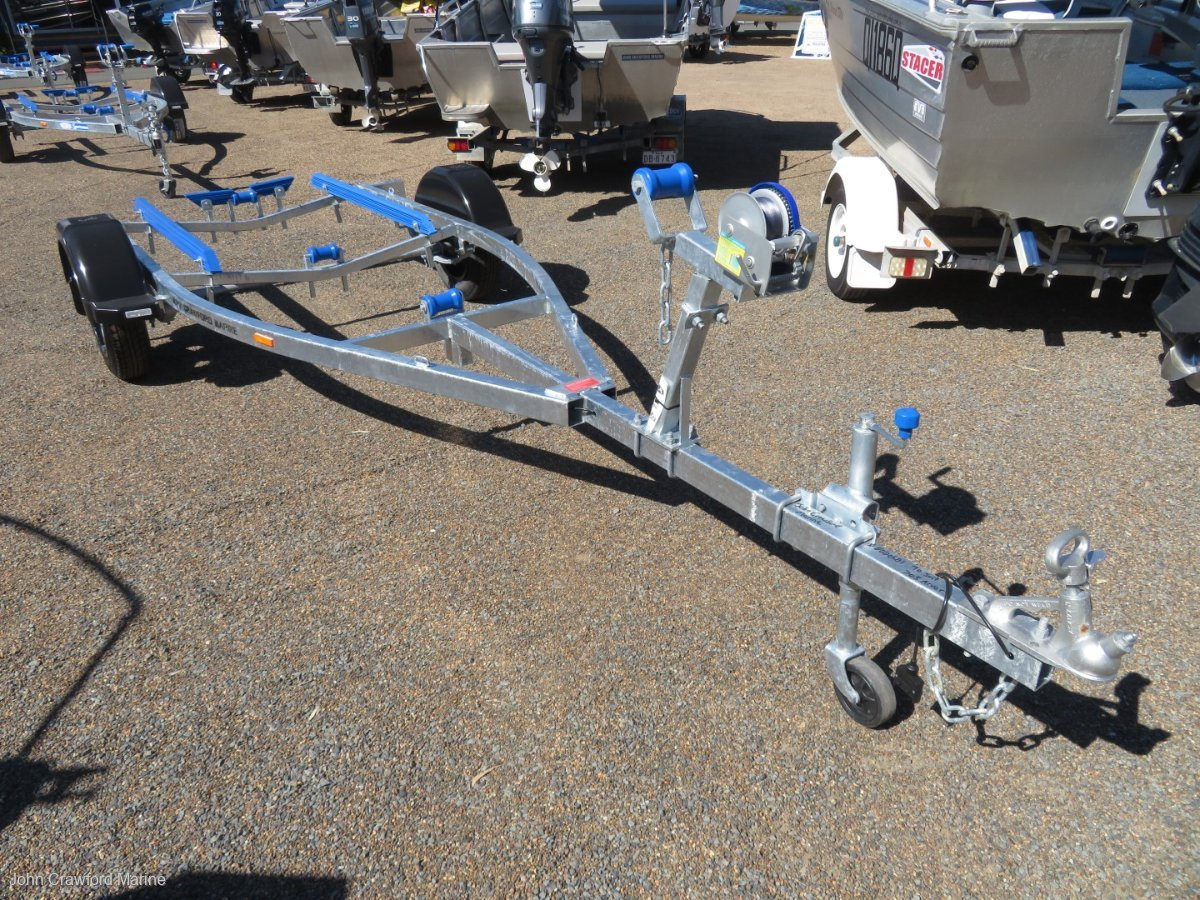Brand new Redco Sportsman RES1213S Trailer