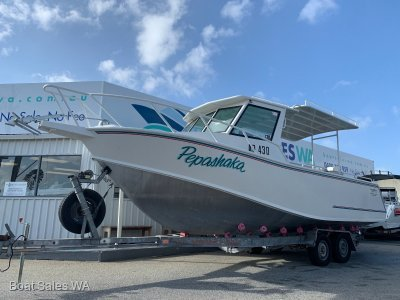 Dolphin 765 Half Cab - Quality Vessel Now Available