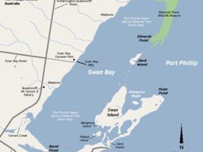 Swing Mooring Swan Bay Queenscliffe Melbourne