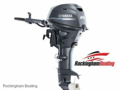 Special deal! Yamaha 2021 F20, long shaft portable outboard