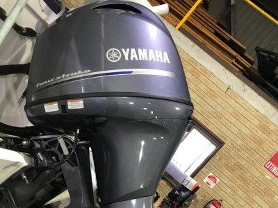 """2019 YAMAHA F130XA 25"""" EFI 4 STROKE OUTBOARD"""