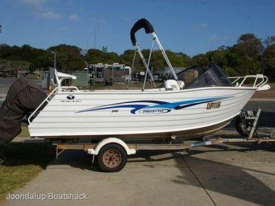 Trailcraft 540 Freestyle 2006 model with only 110 total hours on clock.