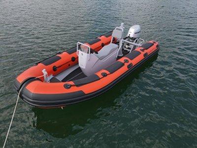 Highfield Patrol 460 Rigid Inflatable 'New Boat' 2021