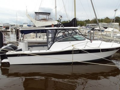 Pursuit 2800 Offshore GREAT ALL ROUNDER WITH A FABULOUS FITOUT..