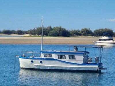 Bay Cruiser 28 Timber Composite Bay Cruiser