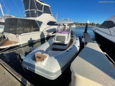 Brig Eagle 780 Immaculate boat with in rego trailer