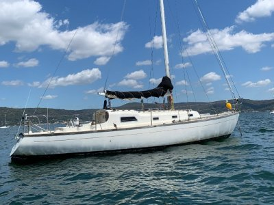 Swanson 36 Expressions of Interest 7 Hobart's First Built GRP