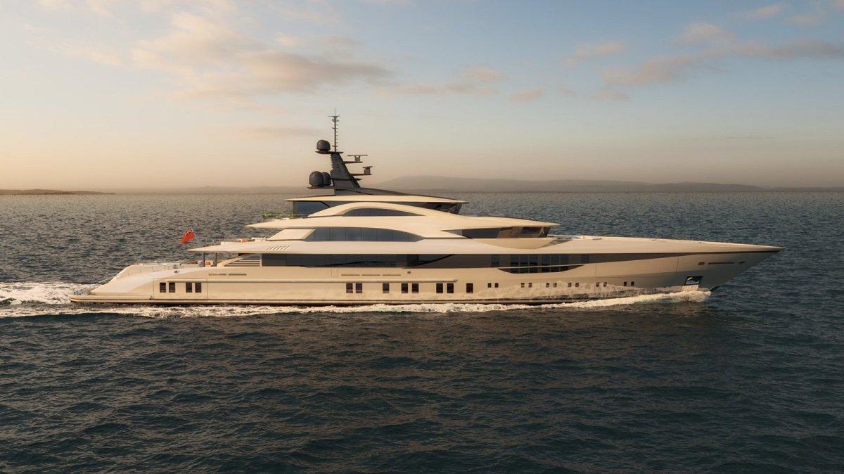Bilgin Yachts 263 80m Yacht
