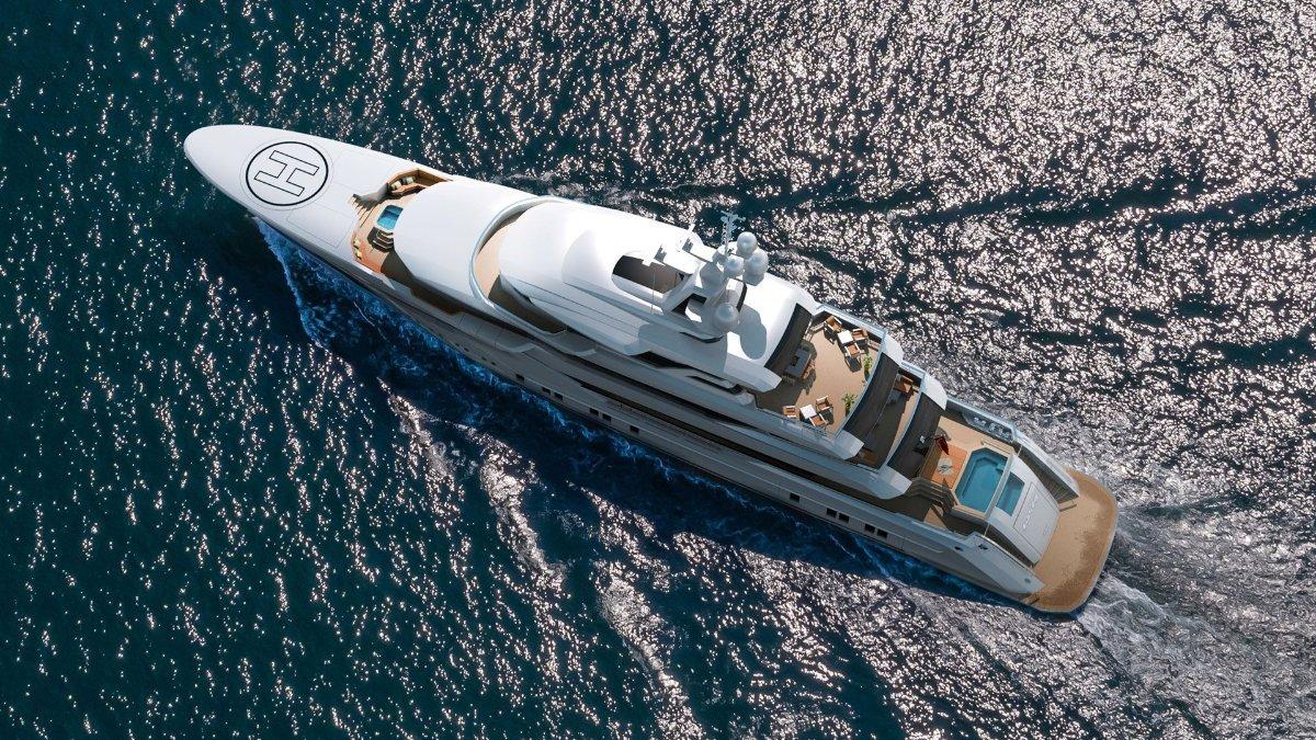 Bilgin Yachts 243 74m Yacht