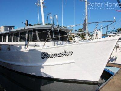 Coastal Cruiser Trawler Style