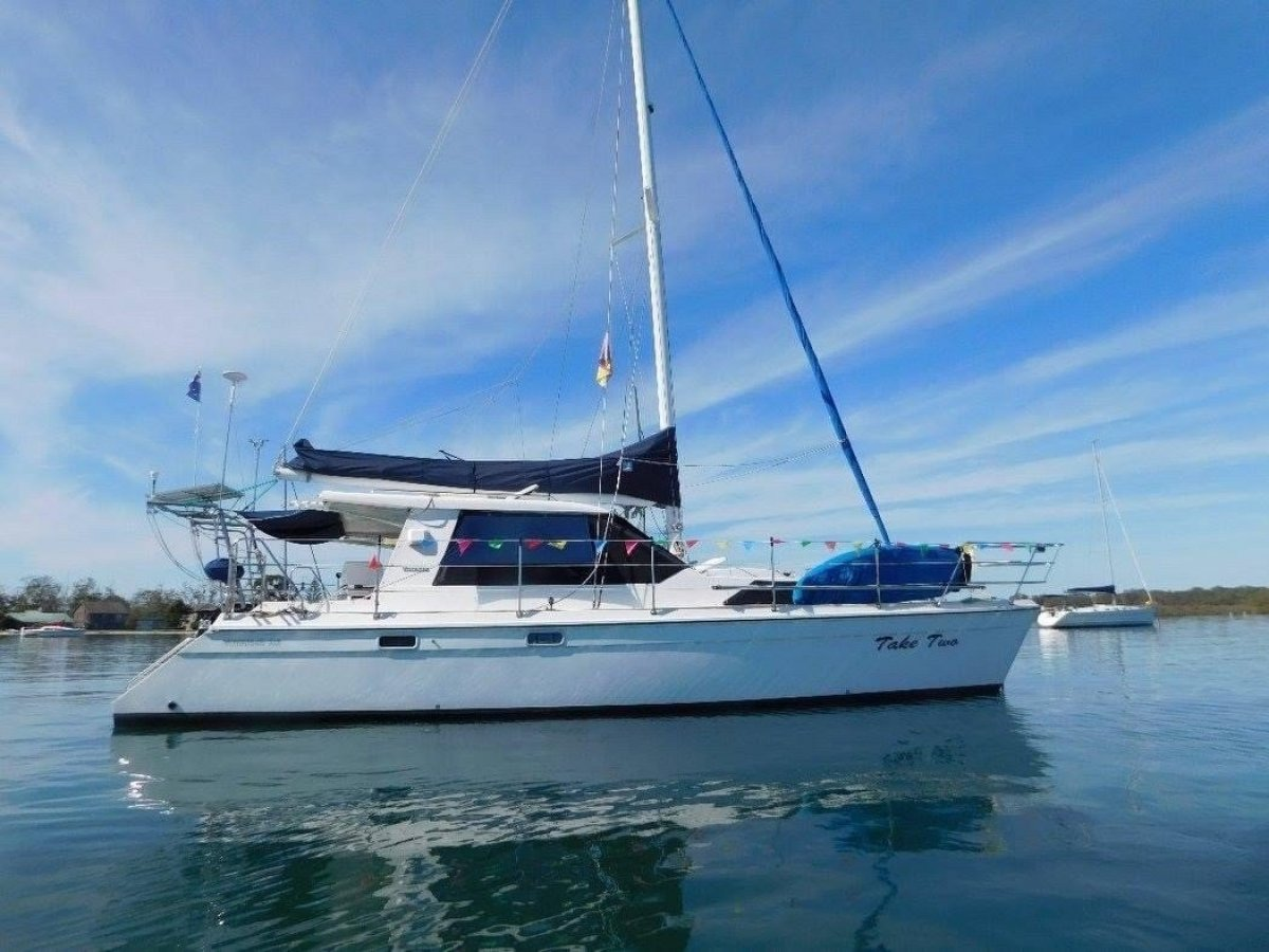 Crowther Voyager 36