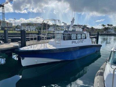 11.95m Pilot Boat
