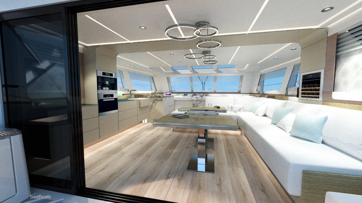 14.98m Catamaran Yacht