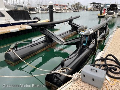AirBerth M430 Dry Berth Boat Lifter