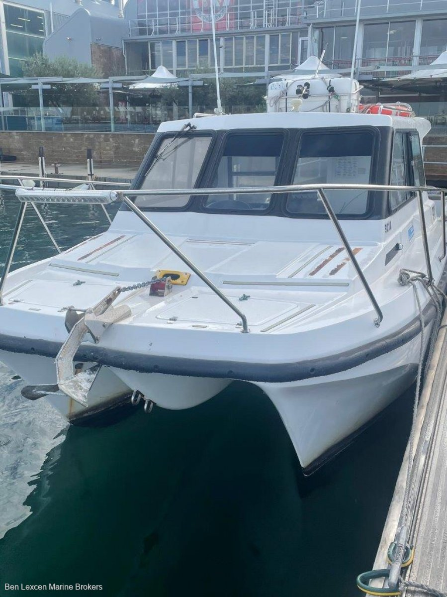 Ozycat CHARTER POWER CAT BUSINESS PACKAGE