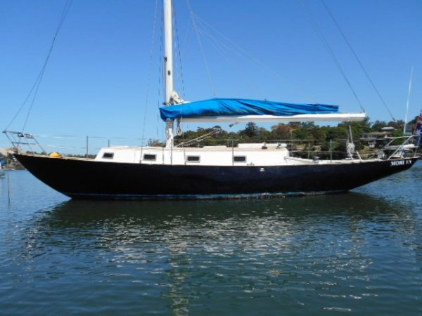 Alan Payne Sloop Expressions of Interest Repossession! Under way !