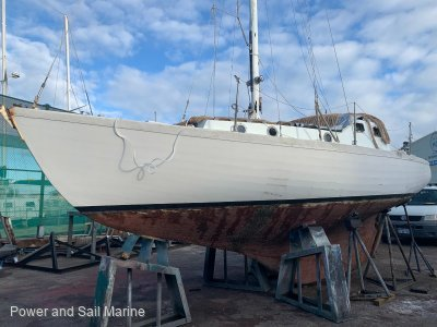 Randall 33ft yacht PROJECT