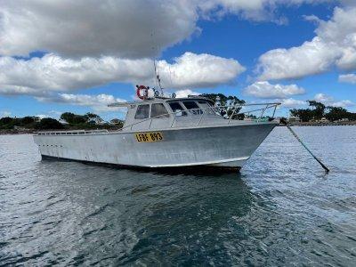 Millman 48 Commercial Fishing Vessel