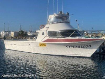 Marko 57 Crayboat WITH NEW ENGINE