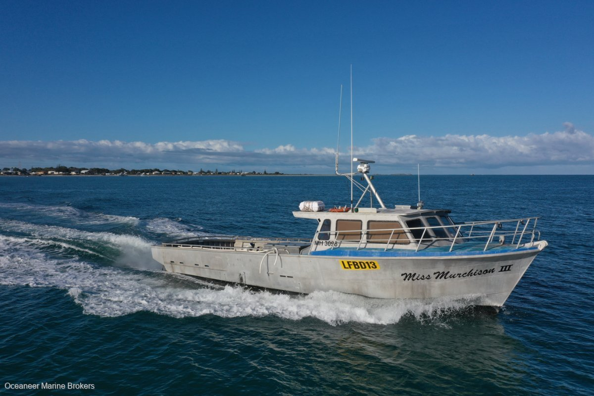 GBB Cray Boat Classic Southerly design